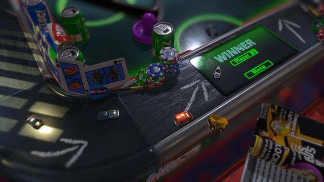 Micro Machines World Series Screenshot 6
