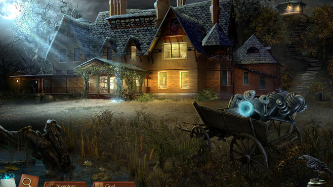 Midnight Mysteries: Devil on the Mississippi Collector's Edition Screenshot 3