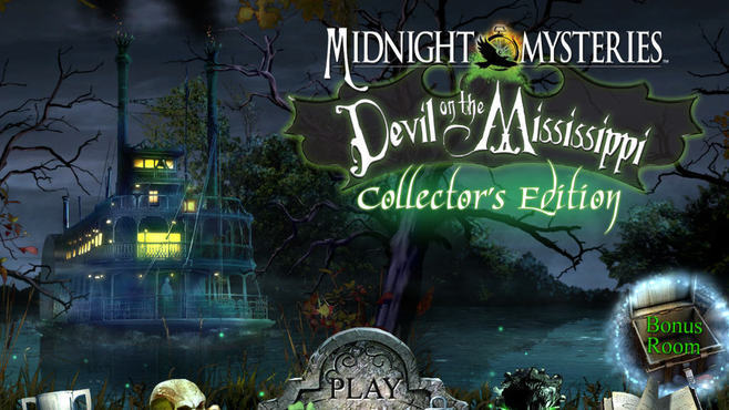 Midnight Mysteries: Devil on the Mississippi Collector's Edition Screenshot 10