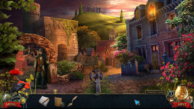 Midnight Mysteries: Ghostwriting Collector's Edition Screenshot 2