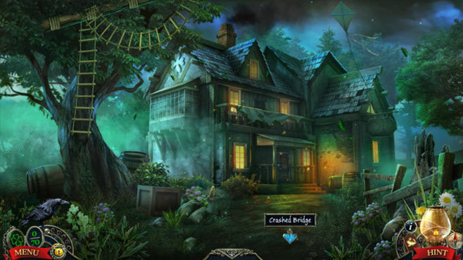 Midnight Mysteries: Ghostwriting Collector's Edition Screenshot 1