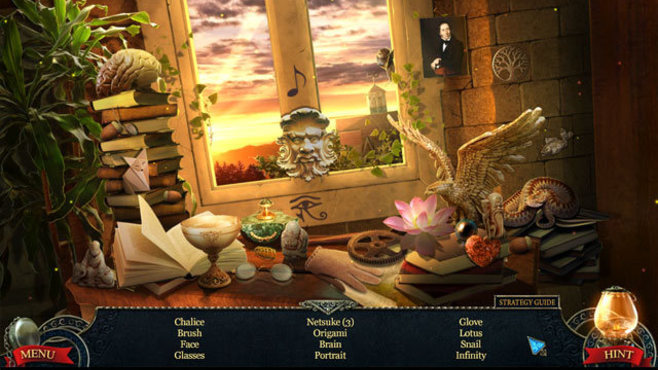 Midnight Mysteries: Ghostwriting Collector's Edition Screenshot 4