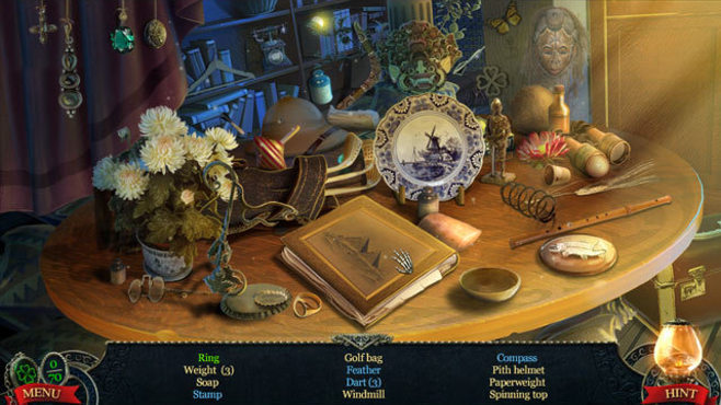 Midnight Mysteries: Ghostwriting Collector's Edition Screenshot 5