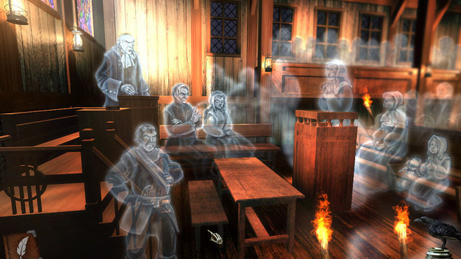 Midnight Mysteries: Salem Witch Trials Collector's Edition Screenshot 4