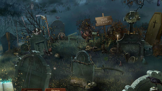 Midnight Mysteries: Salem Witch Trials Collector's Edition Screenshot 10