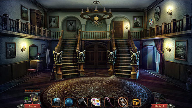 Midnight Mysteries: Witches of Abraham Collector's Edition Screenshot 2