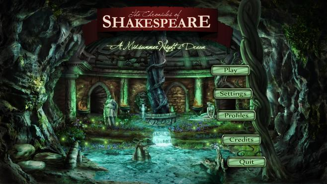 The Chronicles of Shakespeare: A Midsummer Night's Dream Screenshot 2