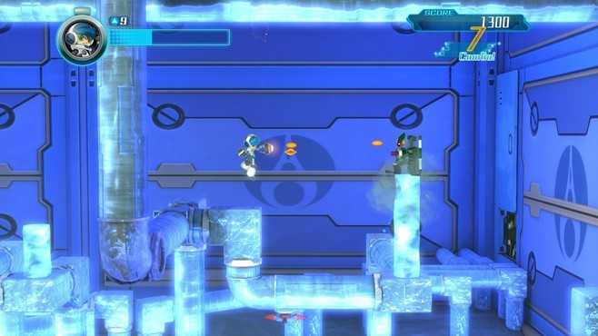 Mighty No. 9 Screenshot 3