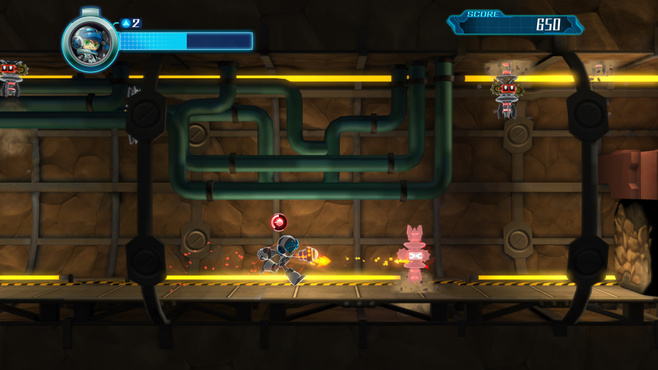 Mighty No. 9 Screenshot 8