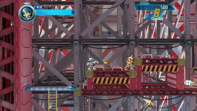 Mighty No. 9 Screenshot 9