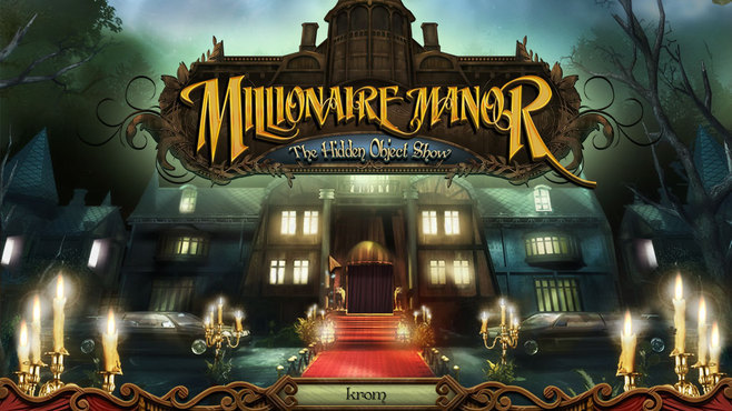 Millionaire Manor: The Hidden Object Show 3 Screenshot 7