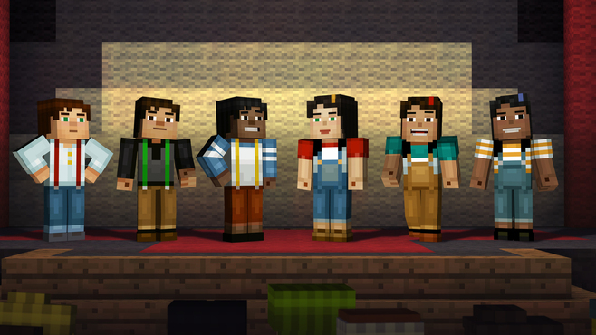 Minecraft: Story Mode - A Telltale Games Series Screenshot 7