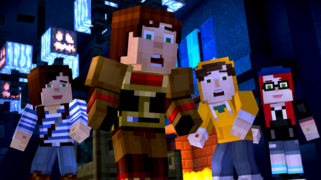 Minecraft: Story Mode - Adventure Pass Screenshot 1