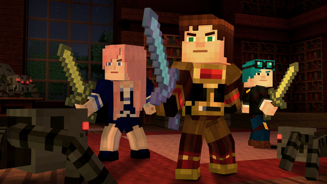 Minecraft: Story Mode - Adventure Pass Screenshot 2