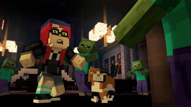 Minecraft: Story Mode - Adventure Pass Screenshot 4