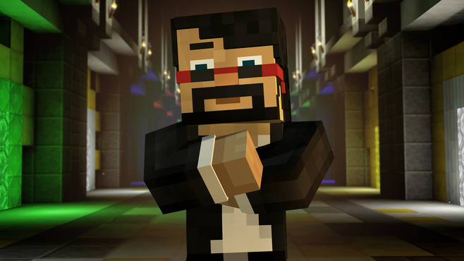 Minecraft: Story Mode - Adventure Pass Screenshot 5
