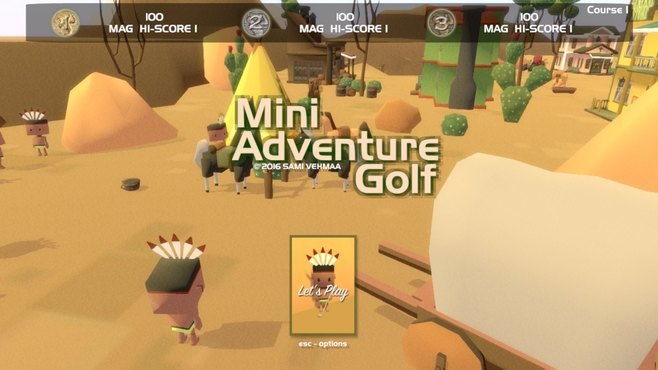 MiniAdventureGolf Screenshot 5