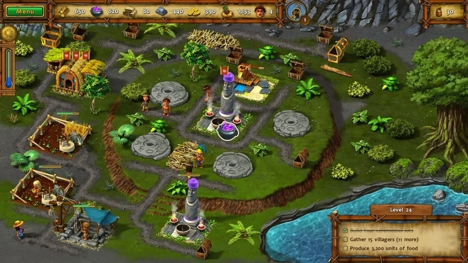 Moai 5: New Generation Screenshot 3
