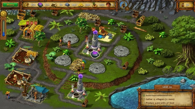 Moai 5: New Generation Collector's Edition Screenshot 1