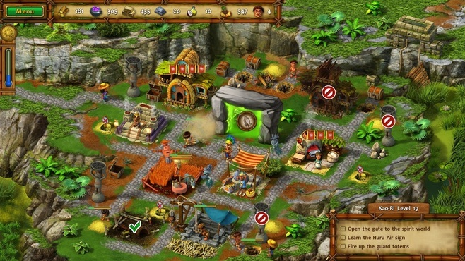 Moai 5: New Generation Collector's Edition Screenshot 3