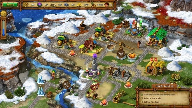 Moai 5: New Generation Collector's Edition Screenshot 4