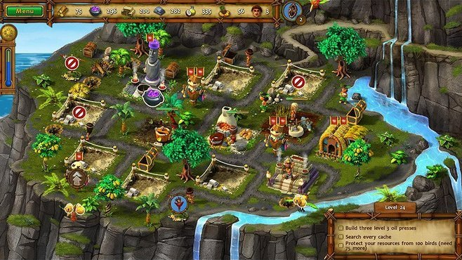 Moai IV: Terra Incognita Screenshot 2