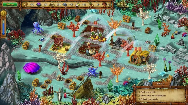 Moai IV: Terra Incognita Screenshot 1