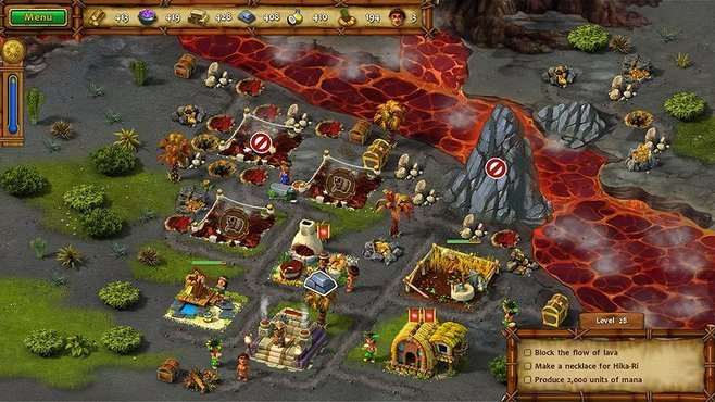 Moai IV: Terra Incognita Screenshot 5