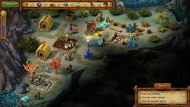 Moai IV: Terra Incognita Screenshot 3
