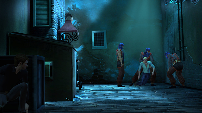Moebius: Empire Rising Screenshot 12