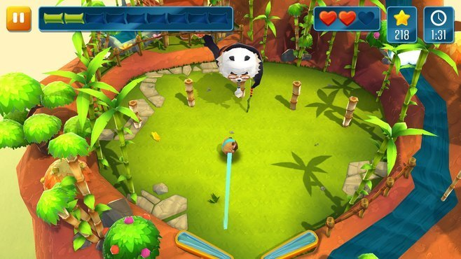 Momonga Pinball Adventures Screenshot 4
