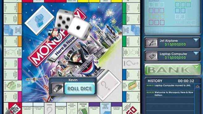 Monopoly Here & Now Screenshot 1