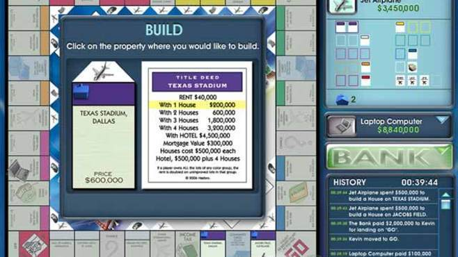 Monopoly Here & Now Screenshot 2