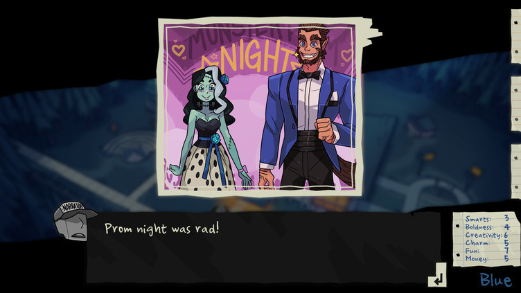 Monster Prom: First Crush Bundle Screenshot 7
