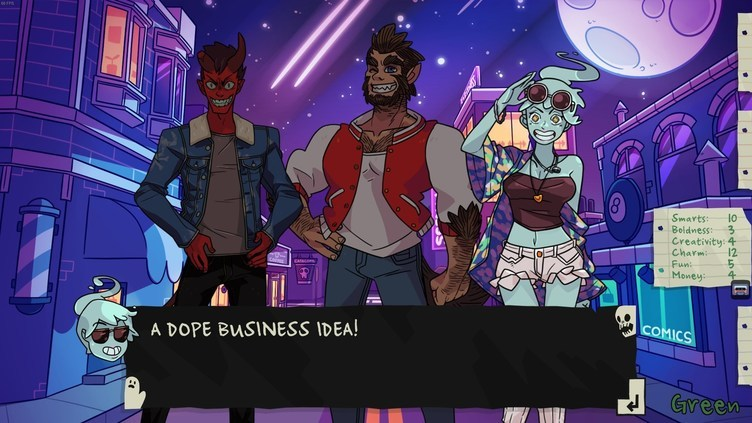 Monster Prom: First Crush Bundle Screenshot 13