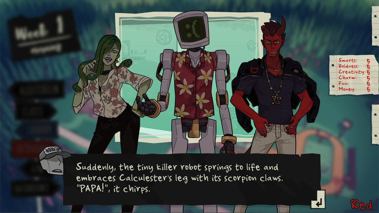 Monster Prom: First Crush Bundle Screenshot 20
