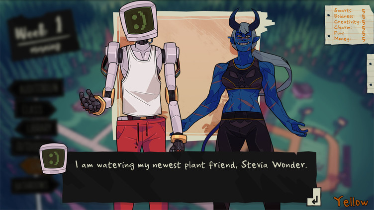 Monster Prom: First Crush Bundle Screenshot 22