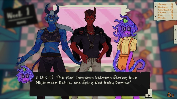 Monster Prom: First Crush Bundle Screenshot 23