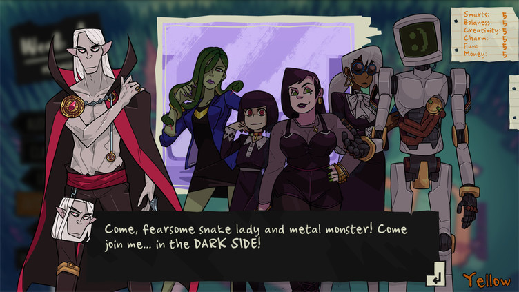 Monster Prom: Second Term Screenshot 1