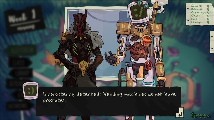 Monster Prom: Second Term Screenshot 3