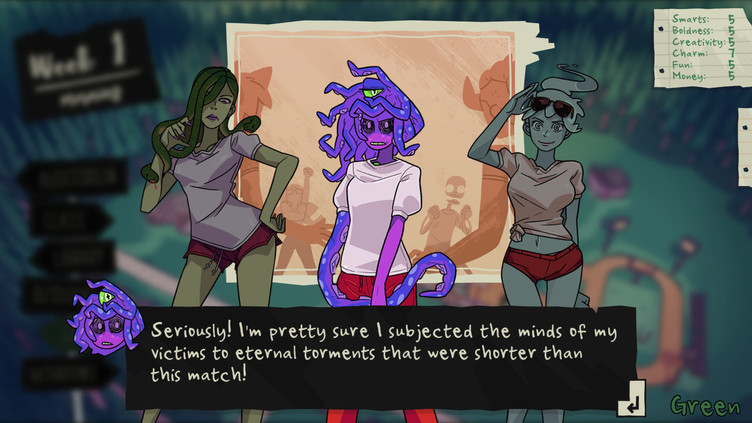 Monster Prom: Second Term Screenshot 6