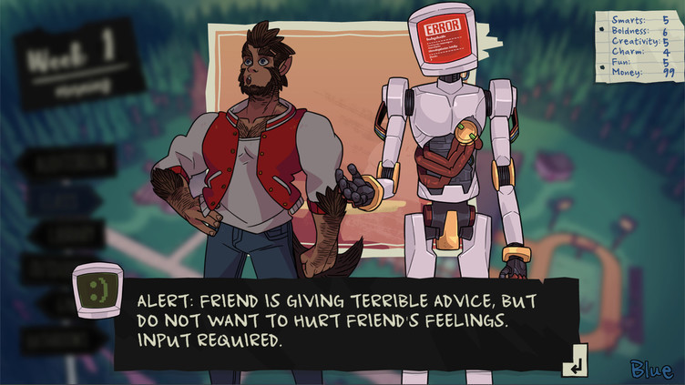 Monster Prom: Second Term Screenshot 8