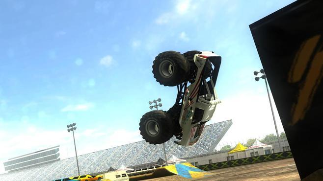 Monster Truck Destruction Screenshot 2