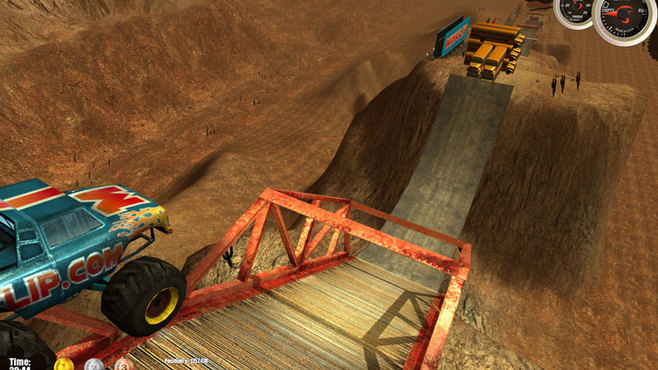 Monster Trucks Nitro Screenshot 1