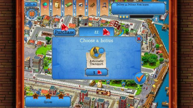 Monument Builders: Alcatraz Screenshot 4