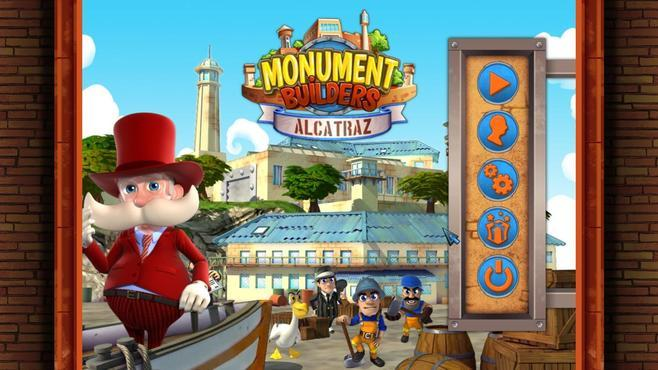 Monument Builders: Alcatraz Screenshot 8