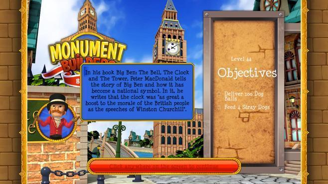 Monument Builders: Big Ben Screenshot 3