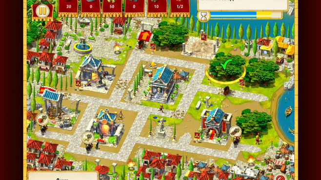 Monument Builders: Colosseum Screenshot 4