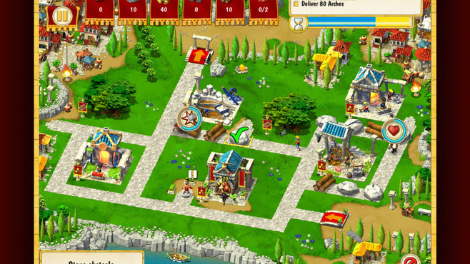 Monument Builders: Colosseum Screenshot 6