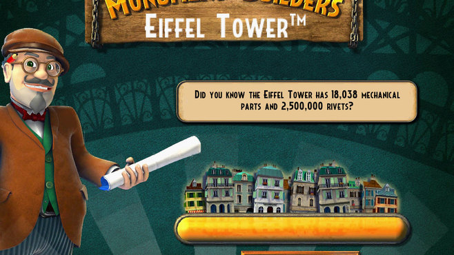 Monument Builders: Eiffel Tower Screenshot 8